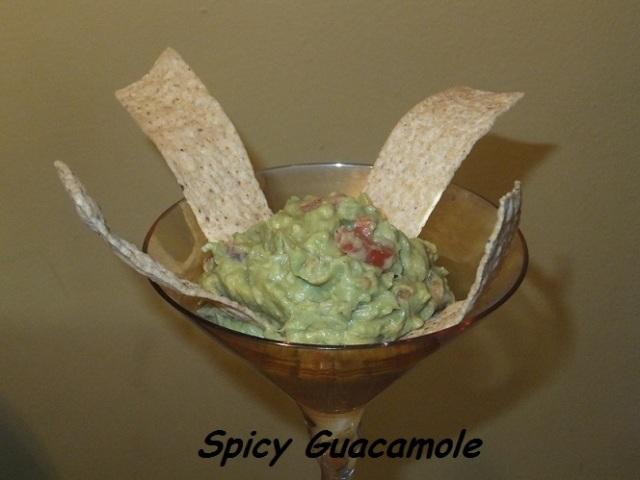 Spicy Guac
