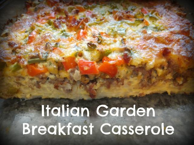 Italian Garden Casserole (1)