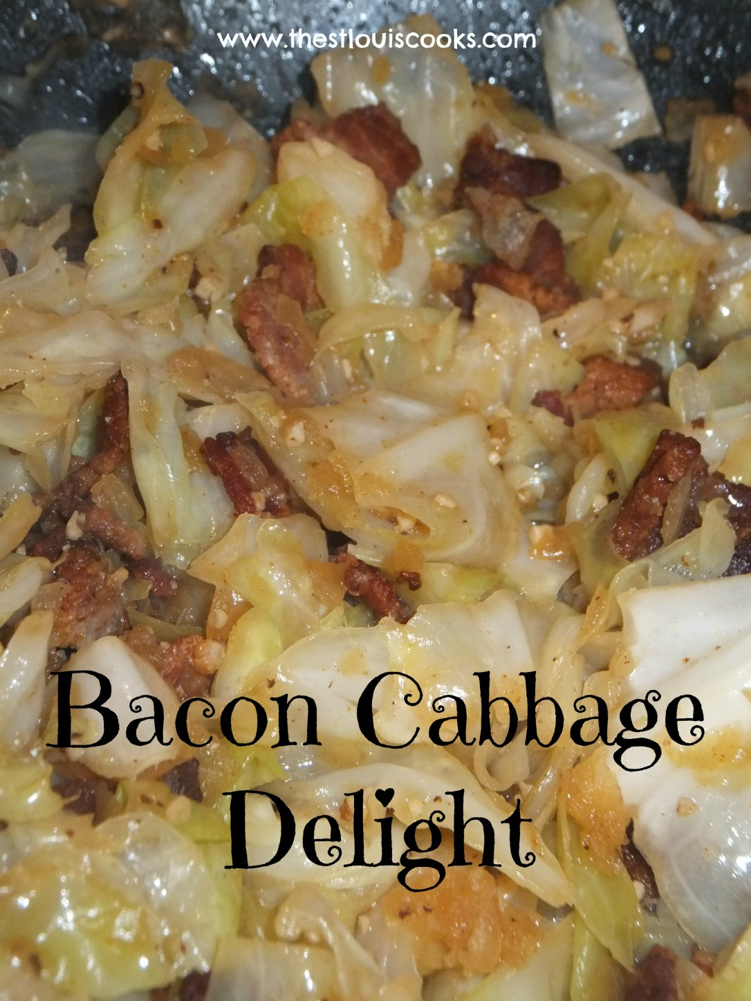 Bacon Cabbage 2